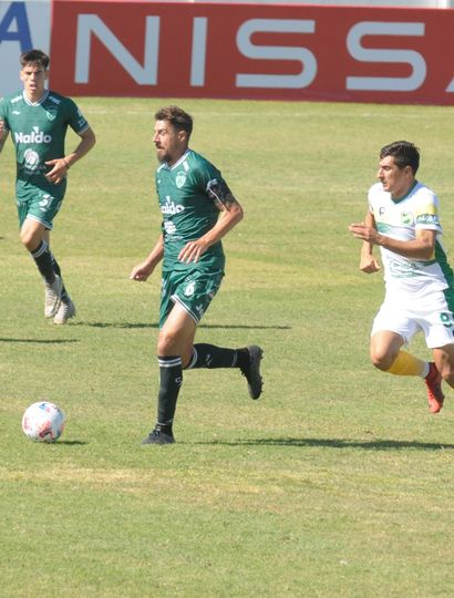 Federico Vismara: un nuevo positivo de Covid en el plantel de Sarmiento