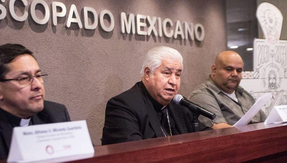 Obispos piden eliminar la prescripción del delito de abuso