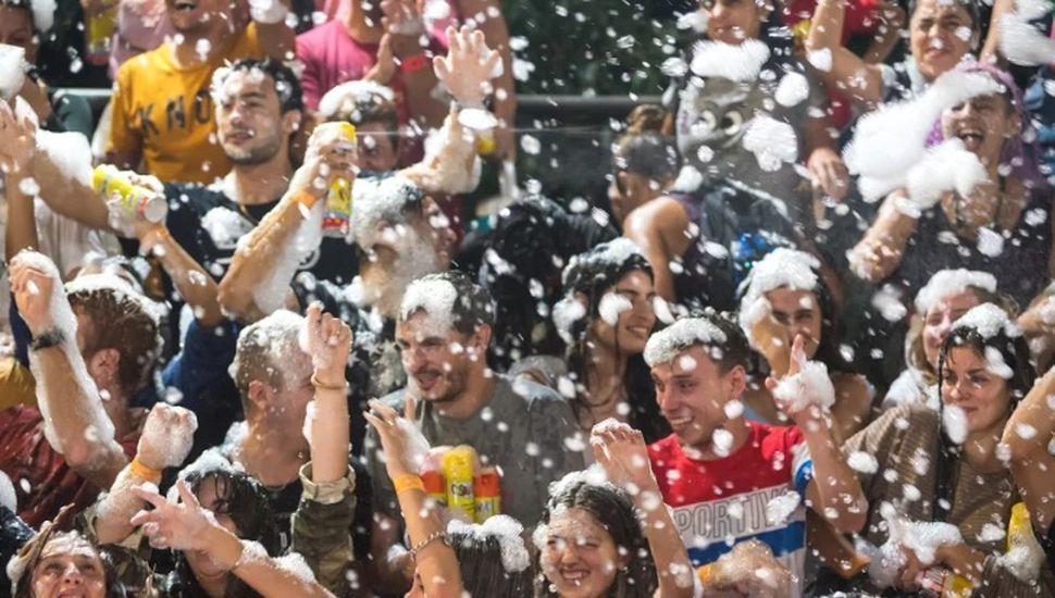 Se viene el último fin de semana de carnaval en Lincoln