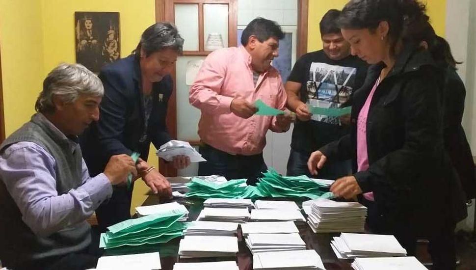 Se realizaron las elecciones en el Sindicato de Trabajadores Municipales de Junín.