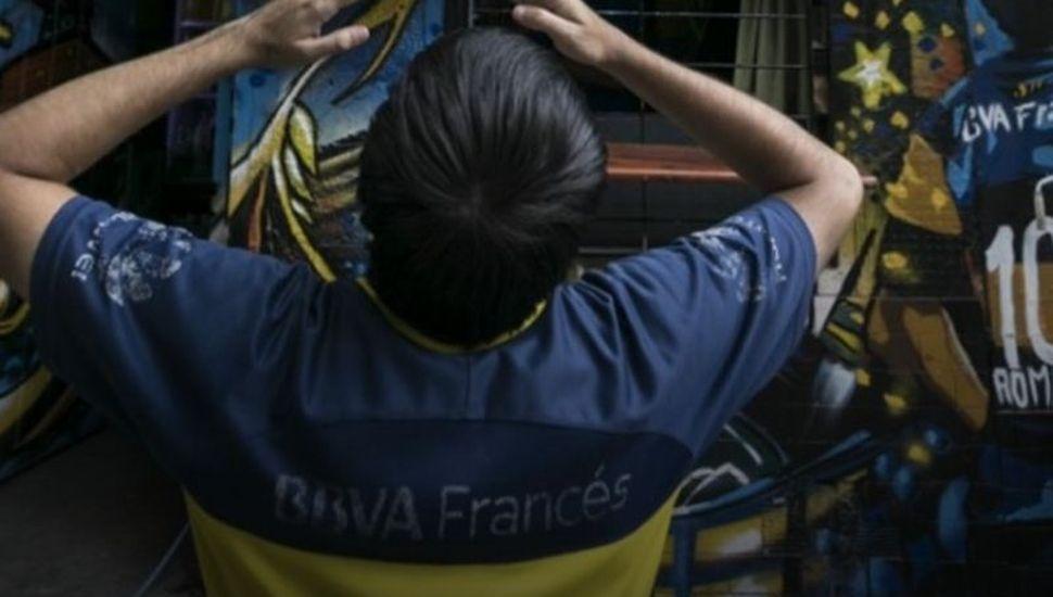 Viral: un hincha de Boca dejó a su novia en la previa al Superclásico por cábala