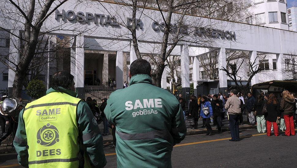 Primera muerte por coronavirus en la Argentina