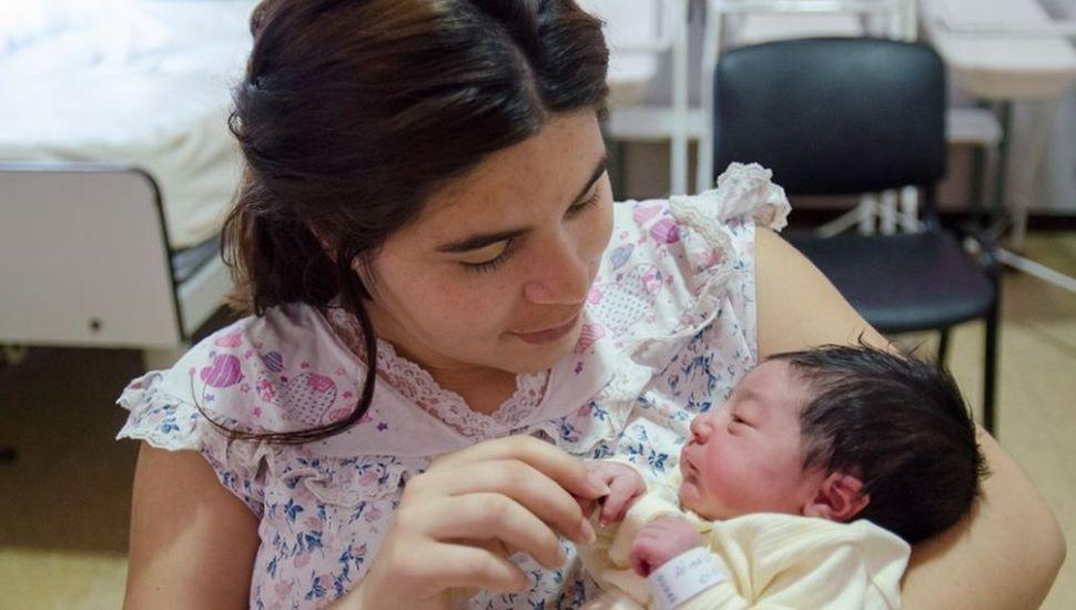 Nació Lía, la primera beba linqueña de 2020