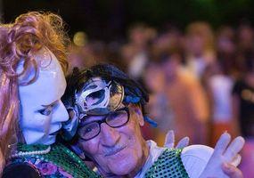 Las mejores fotos del carnaval en Baigorrita