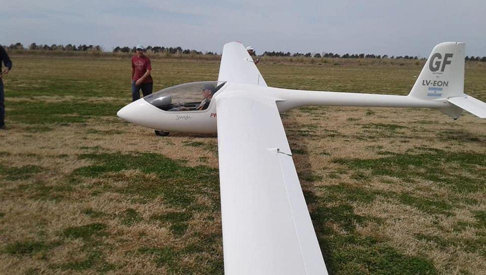El Pw5, el planeador para los pilotos.