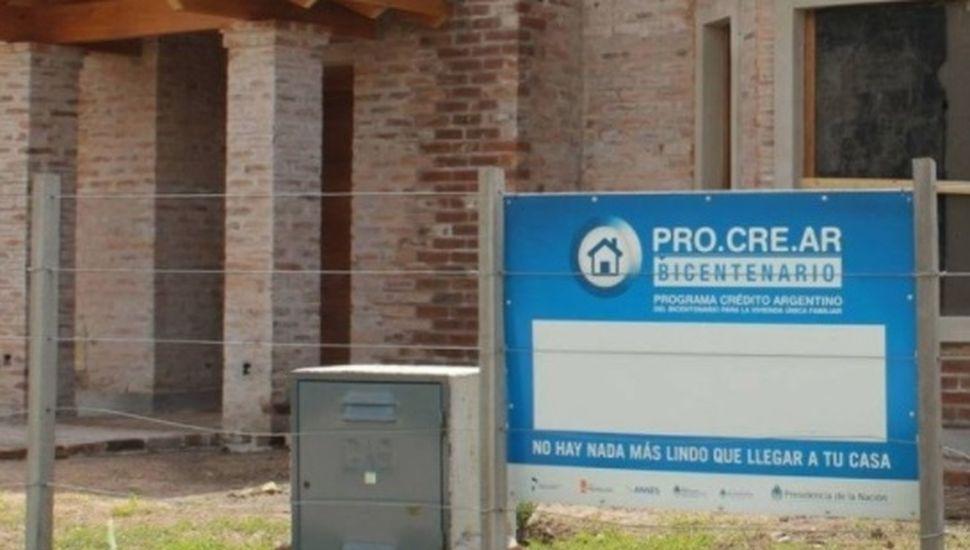 Procrear: 32 familias de Viamonte salieron sorteadas en el primer corte