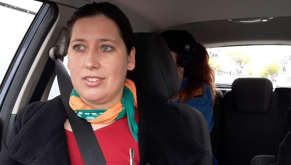 Laura Battaglino.