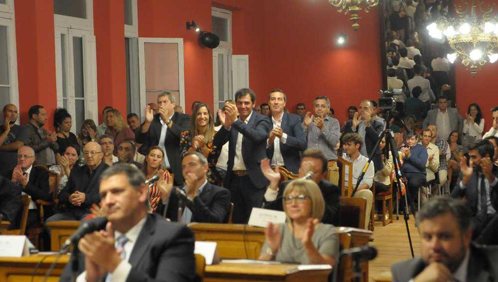 Por unanimidad, el Concejo Deliberante aprobaría hoy una nueva adenda para la repavimentación del camino al Balneario.