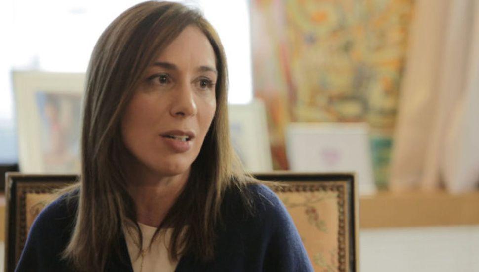 María Eugenia Vidal, para impulsar el adelantamiento electoral, necesitaría el respaldo de al menos un sector de la oposición.