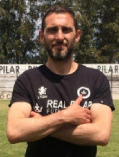 Christian Muñoz forma parte hoy del cuerpo técnico del Real Pilar FC.