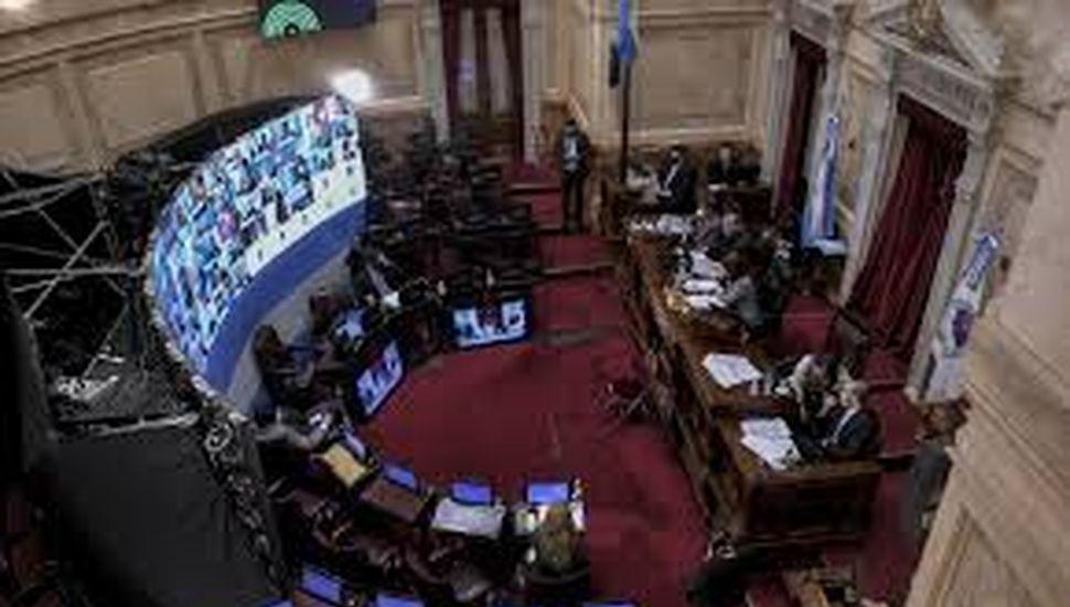 senado reforma judicial