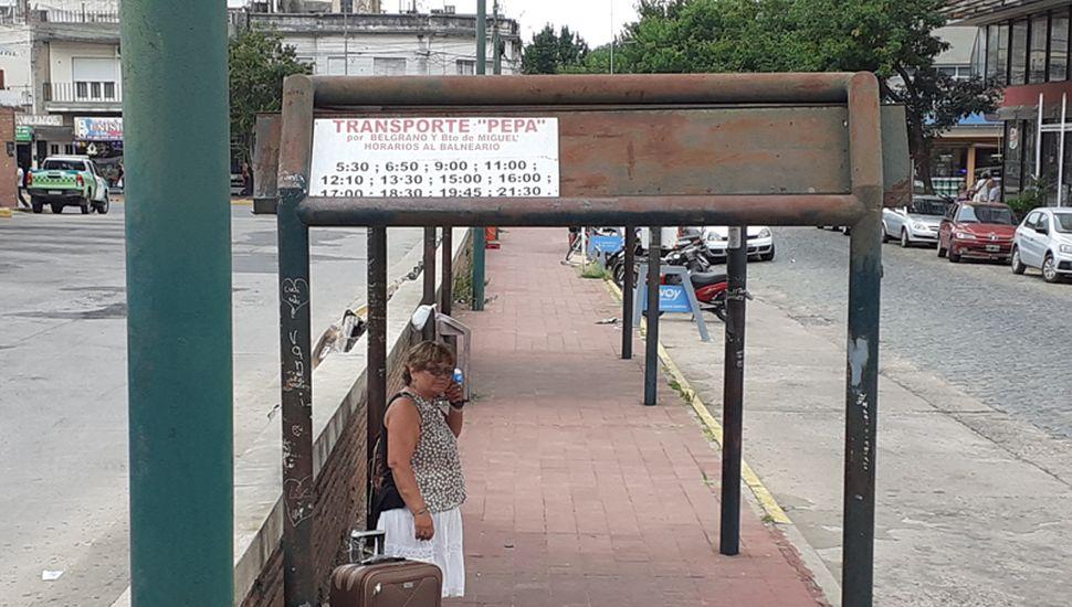 Transporte Pepa dejaría de prestar el servicio a la Laguna si no llega a un acuerdo con el municipio.