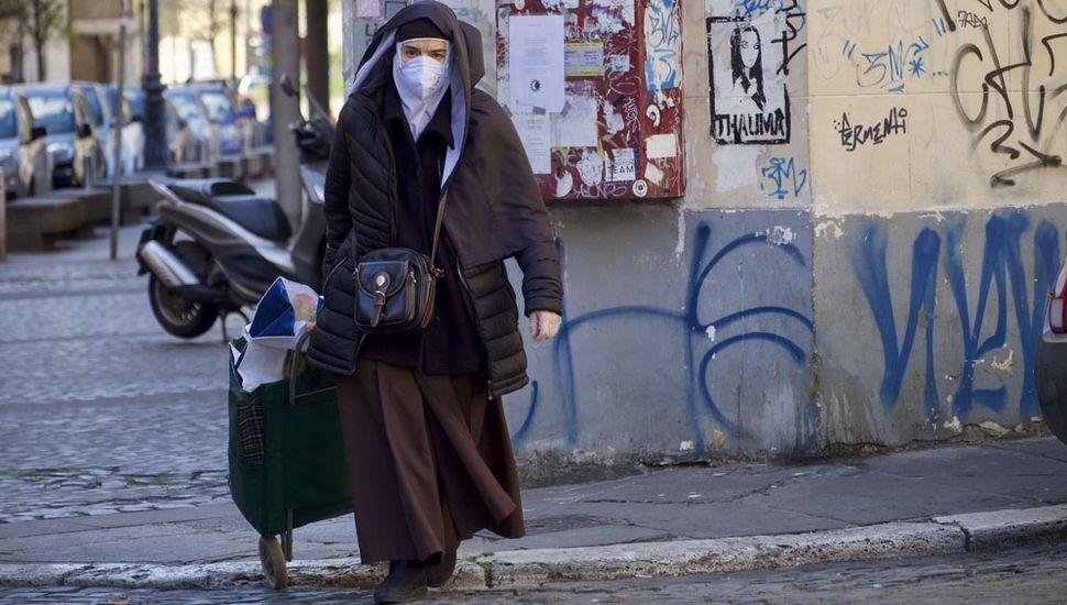 Italia confirmó 889 nuevos muertos y superó las 10 mil víctimas fatales por coronavirus