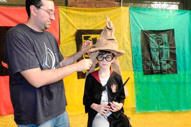 Buena repercusión tuvo Harry Potter Book Night