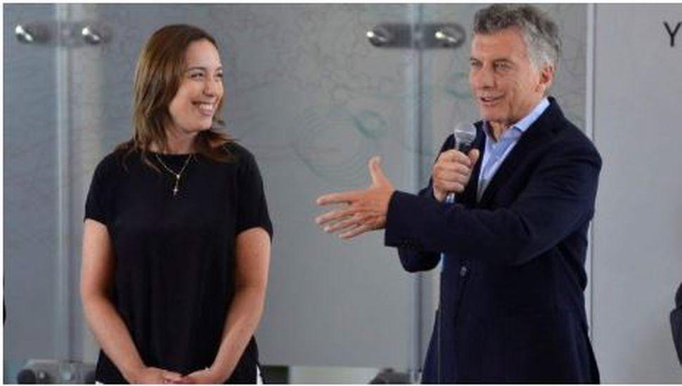 Macri y Vidal lanzaron el programa Aprender Conectados