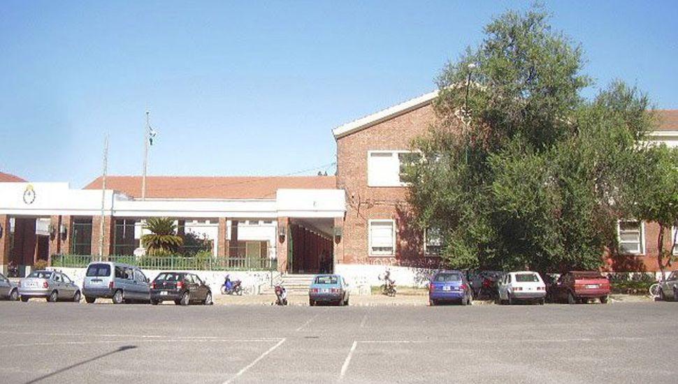 Escuela Normal, sede del Instituto N° 129.