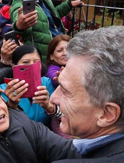 """El Presidente en Catamarca: """"Algo venimos a cambiar y está cambiando"""""""