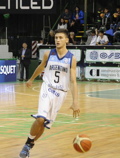 Gastón García sería candidato a llevar la base.