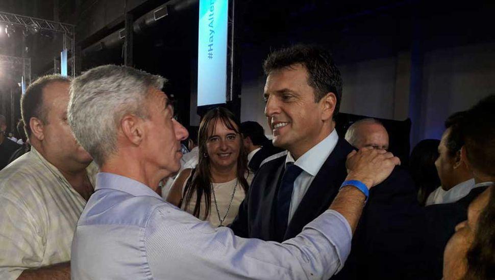 Con tono electoral, Massa toreó a Macri y  lanzó un programa de propuestas para el país