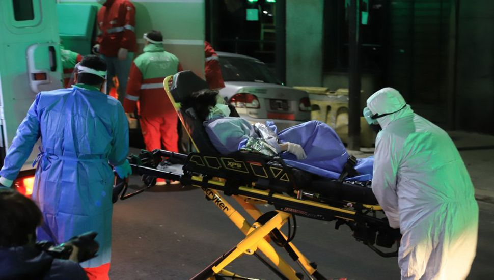 Otras 485 personas murieron y 15.454 fueron diagnosticadas con coronavirus en el país