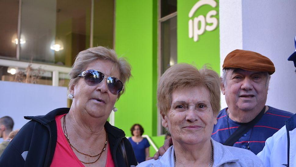 Cobran desde el jueves 30 los jubilados y pensionados del IPS