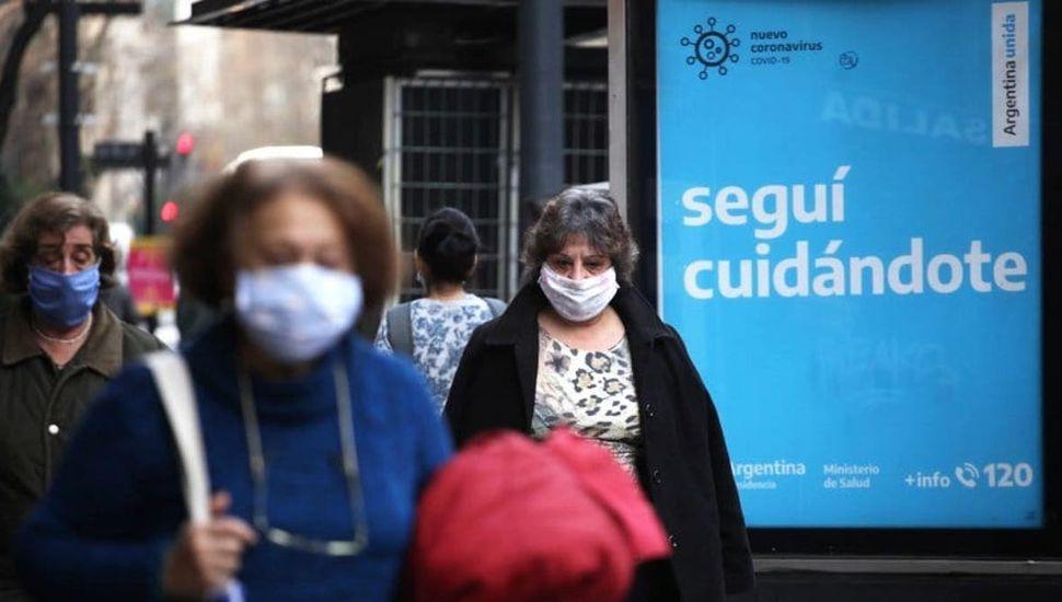 REPORTE DIARIO. Se registraron 76 nuevos casos de coronavirus en Junín y hubo otro fallecido