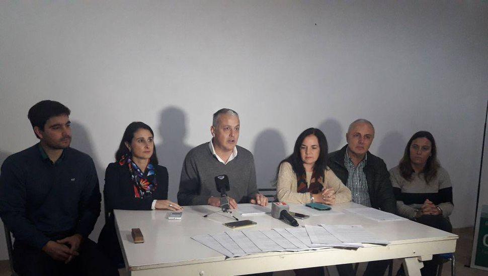 """El Frente Renovador denunció """"un mal uso del dinero público"""""""