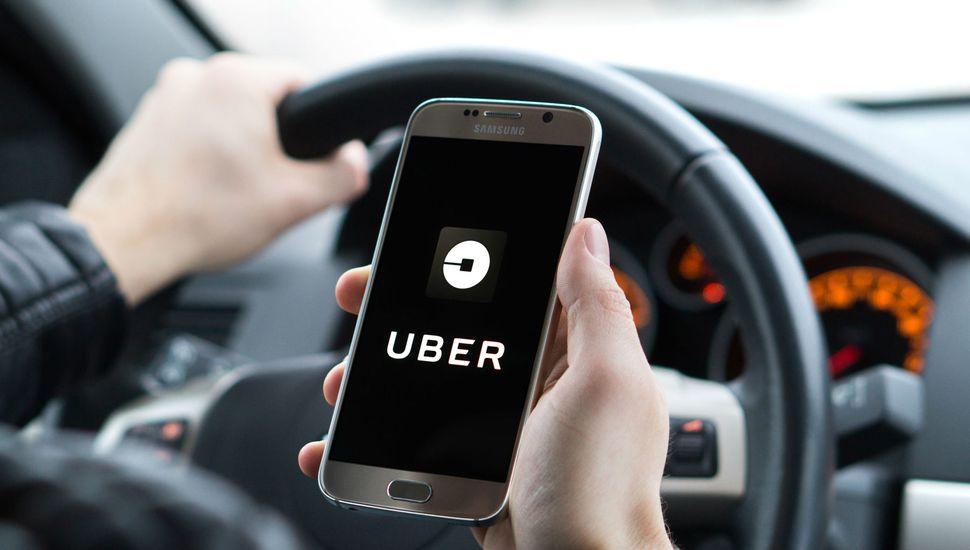 Buscan que sea legal el uso de Uber en la Provincia