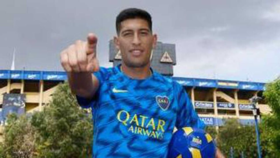 Esteban Andrada reaparecerá en el arco de Boca Jrs., tras la fractura de maxilar que sufrió ante Cruzeiro.