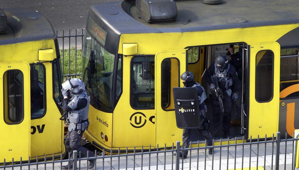 Al menos tres muertos y varios heridos en un ataque en Utrecht