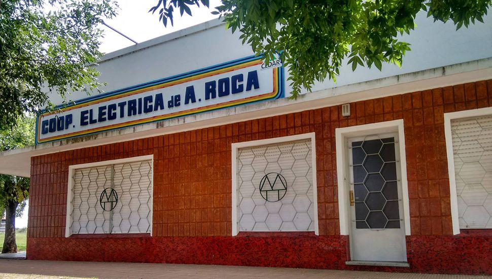 Cooperativa de Agustín Roca.