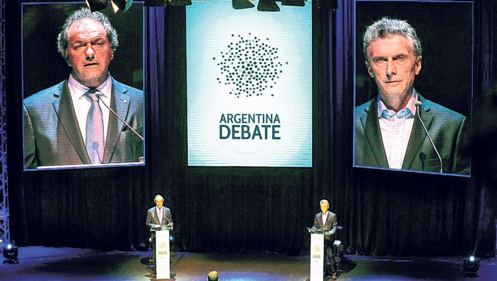 Convocan a los candidatos para el debate presidencial