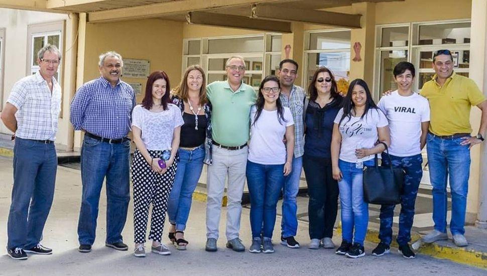 Villegas, el primer distrito de la Cuarta Sección en incorporar médicos venezolanos a sus pueblos.