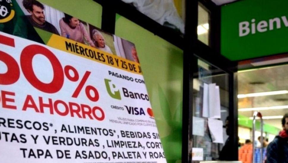 """Se viene otro """"Súper miércoles de ahorro"""" con tarjetas del Bapro"""