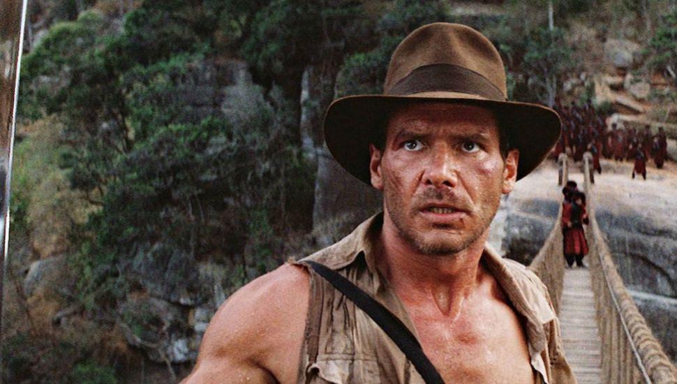 Harrison Ford en el famoso film.