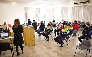 Ante el posible ingreso de Junín a la Fase 5, el municipio realizó capacitaciones