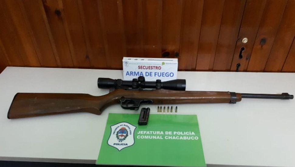 Imputaron a dos personas por amenazas agravadas en Chacabuco