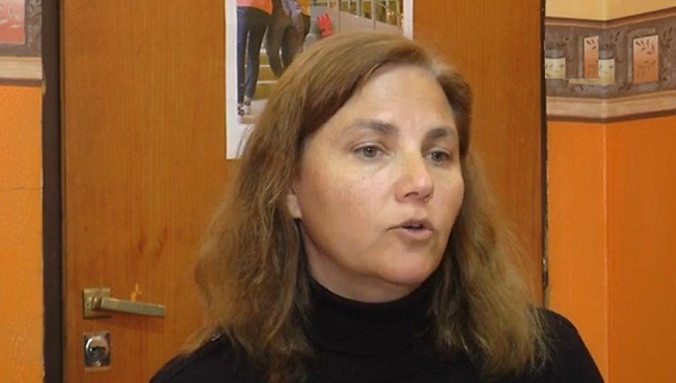 Cecilia Pantoni, Secretaría de Niñez, Adolescencia y Familia de la Nación.