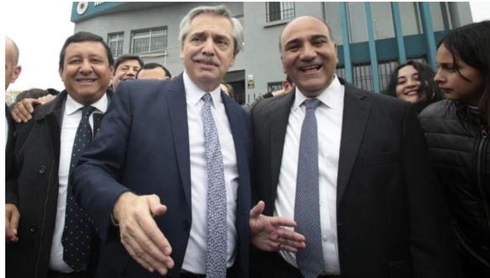 """Alberto Fernández: """"En Argentina nadie más va a pasar hambre"""""""
