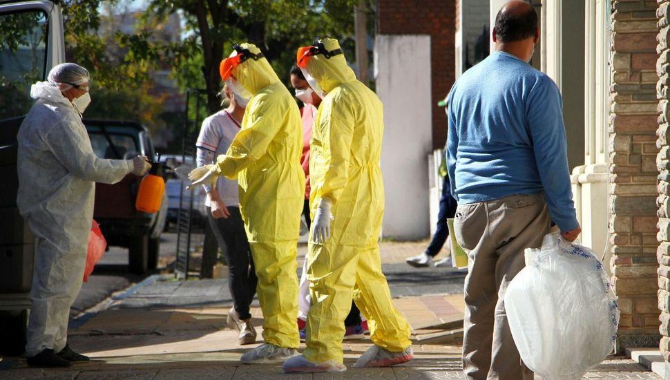 Ya son más de 500 los fallecidos por coronavirus en el país