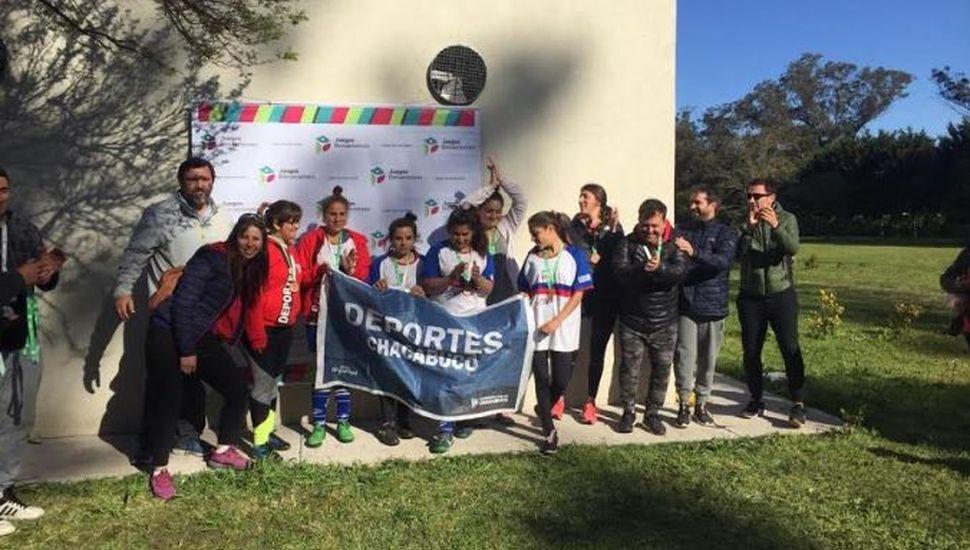 Ultimo día de los Juegos Bonaerenses 2019: grandes logros para Chacabuco