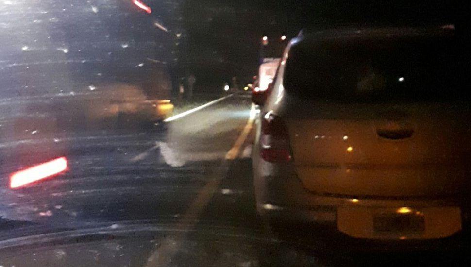 URGENTE: accidente fatal sobre Ruta 7