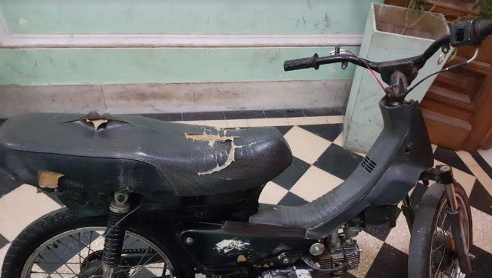 La Policía recuperó motos robadas en Chacabuco