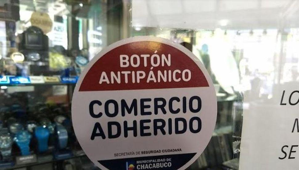 Seguridad: más comerciantes se suman al botón antipánico