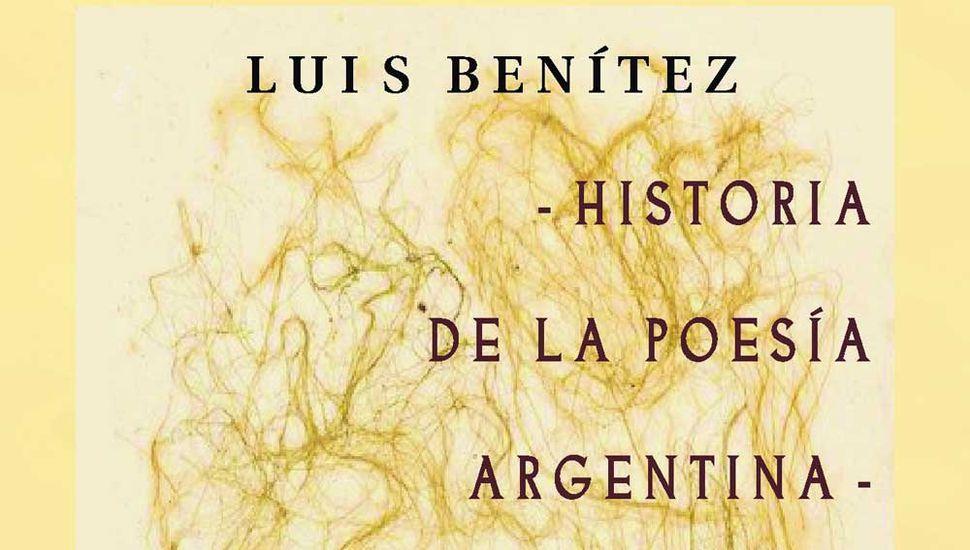 """Claudio Portiglia, presente en el libro """"Historia de la Poesía Argentina"""