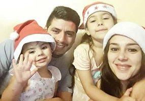 Vacaciones de familia juninense casi termina en tragedia