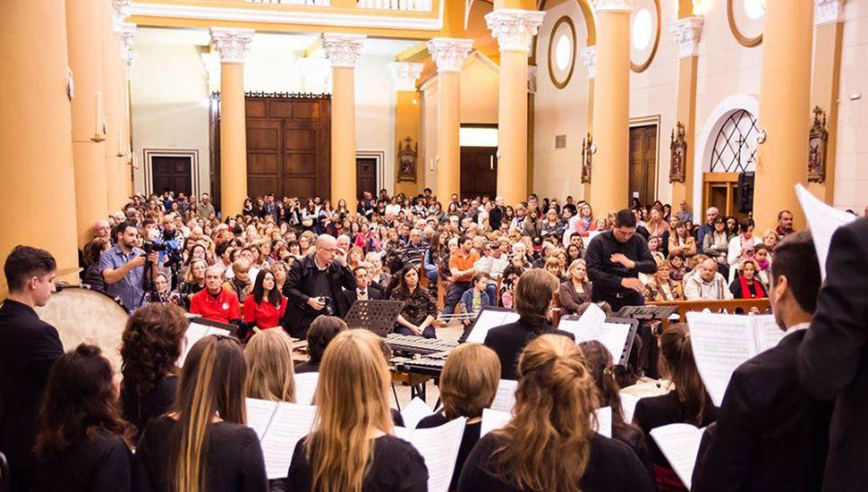 Convocatoria del coro Aires de Música