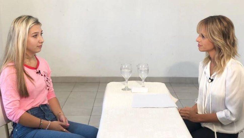"""Nahir Galarza: """"Tres meses después tomé conciencia de que Fernando había fallecido"""""""