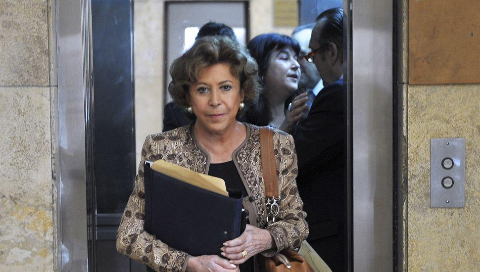 Falleció María Julia Alsogaray