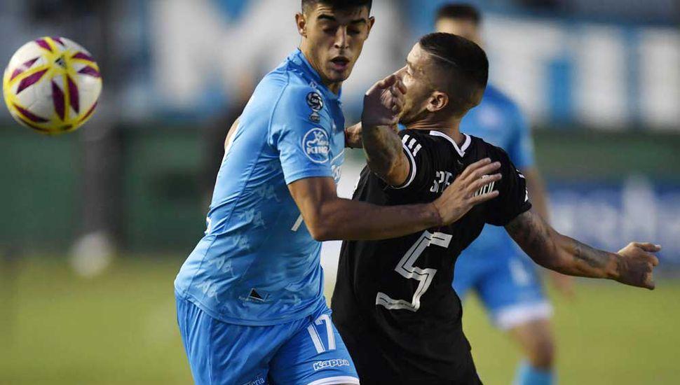 Belgrano venció a Deportivo Riestra y avanzó en la Copa Argentina.